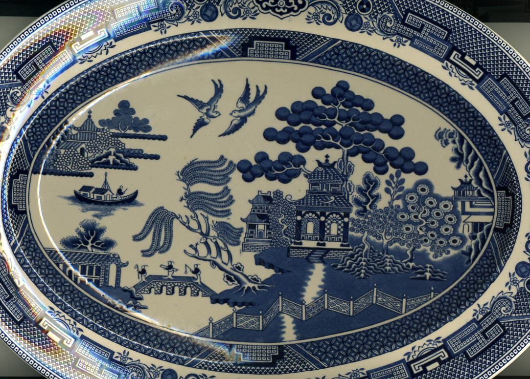 The Willow Pattern Story Dysonology
