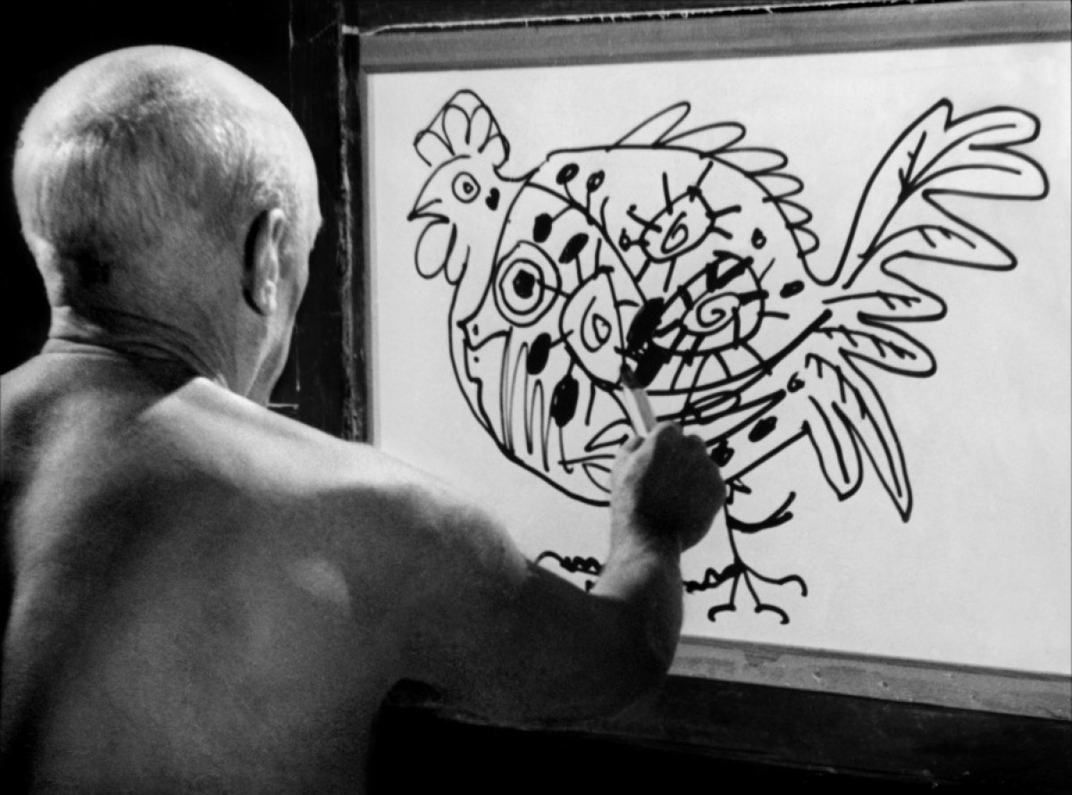 a biography of pablo picasso a french painter Pablo picasso paintings & biography article about the famous spanish painter & artist picasso and his pioneering role in cubism.