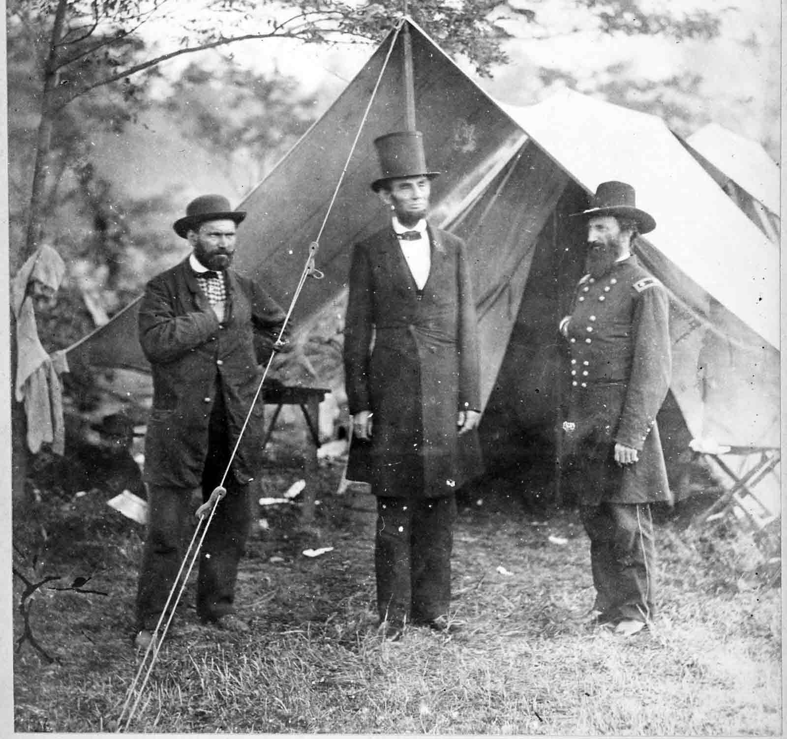 Account of the presidency of abraham lincoln